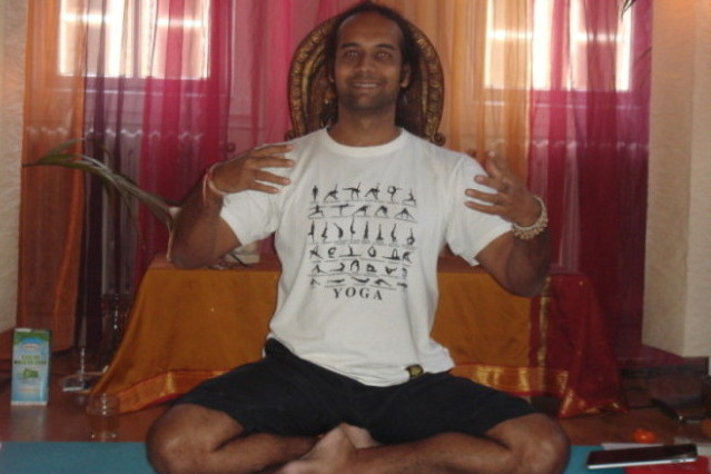 Fruits of Yoga Prasad